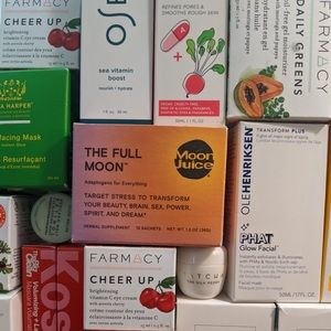 NEW ITEMS LISTED Sweet Chef Farmacy Henriksen